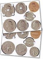 Image TouchMoney Big Coins Set (42)