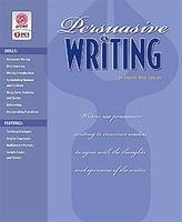 Image Persuasive Writing