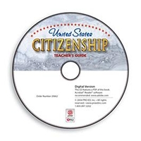 Image United States Citizenship: Teacher's Guide - Digital Version