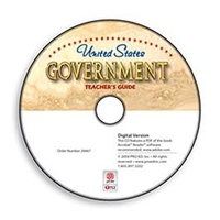 Image United States Government: Teacher's Guide - Digital Version