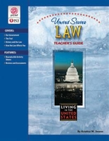 Image United States Law: Teacher's Guide