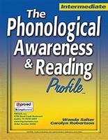 Image The Phonological Awareness Reading Profileinter