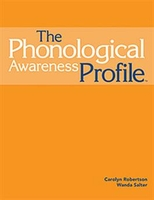 Image The Phonological Awareness Profile