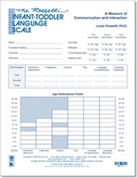 Image The Rossetti Infant-Toddler Language Scale Test Forms (15)