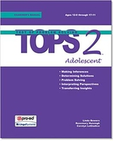 Image Test of Problem Solving 2: Adolescent (TOPS-2:A)