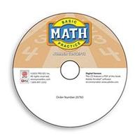 Image Basic Math Practice: Number Concepts - Digital Version