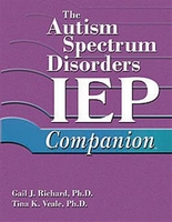 Image The Autism Spectrum Disorders IEP Companion