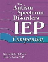 Image The Autism Spectrum Disorders IEP Companion