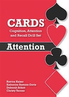 Image Cards: Cognition, Attention Recall Drill Set Attention