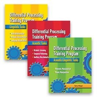Image Differential Processing Training Program: 3-Book