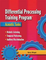 Image Differential Processing Training Program: Acoustic Tasks