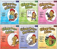 Image Early Articulation Books for Cleft Palate Speech: 6-Book Set