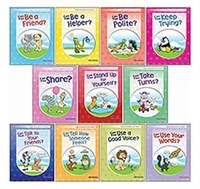 Image Early Social Behavior Books 11-Book Set