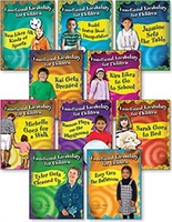 Image Functional Vocabulary for Children: 10-Book Set