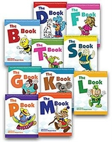 Image Early Auditory Bombardment Stories for Phonological Processing: 10-Book Set