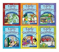 Image Early Vocabulary Storybooks: 6-Book Set