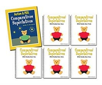 Image Autism & PDD Comparatives/Superlatives 5-Book Set