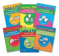 Image Autism & PDD Concept Development: 6-Book Set