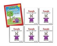 Image Autism & PDD Concepts: 5-Book Set