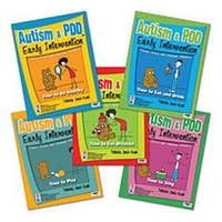 Image Autism & PDD Early Intervention: 5-Book Set