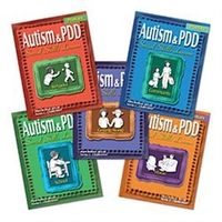 Image Autism & PDD Primary Social Skills Lessons: 5-Book Set