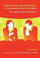 Image Interviewing and Counseling in Communicative Disorders: Principles and Procedure