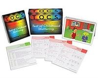 Image TOCS: Test of Childhood Stuttering