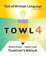 Image TOWL-4 Examiner's Manual