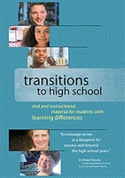 Image Transitions to High School DVD with Discussion