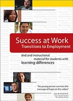 Image Success at Work Transitions to Employment DVD with Guide
