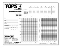 Image TOPS-3: E Test Forms (20)