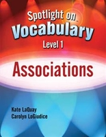 Image Spotlight on Vocabulary Level 1: Associations