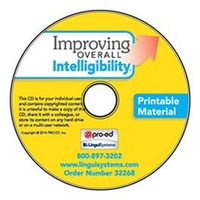 Image Improving Overall Intelligibility on CD