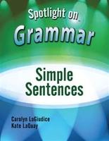 Image Spotlight on Grammar: Simple Sentences