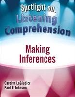 Image Spotlight on Listening Comprehension: Making Inferences