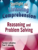 Image Spotlight on Listening Comprehension: Reasoning and Problem Solving