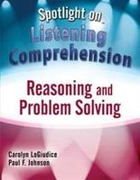 Image Spotlight on Listening Comprehension: Reasoning and Problem Solving