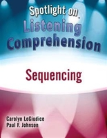 Image Spotlight on Listening Comprehension: Sequencing
