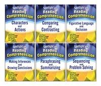 Image Spotlight on Reading Comprehension: 6-Book Set