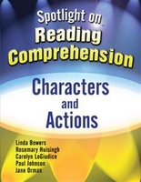 Image Spotlight on Reading Comprehension: Characters and Actions