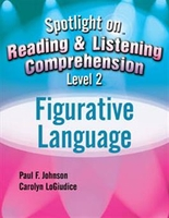 Image Spotlight on Reading & Listening Comprehension Level 2: Figurative Language