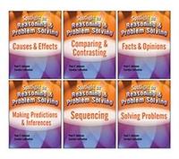 Image Spotlight on Reasoning & Problem Solving: 6-Book Set