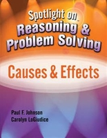 Image Spotlight on Reasoning & Problem Solving: Causes & Effects