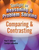 Image Spotlight on Reasoning & Problem Solving: Comparing & Contrasting