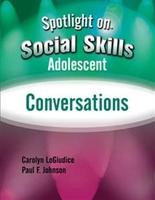 Image Spotlight on Social Skills Adolescent: Conversations
