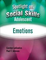 Image Spotlight on Social Skills Adolescent: Emotions