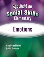 Image Spotlight on Social Skills Elementary: Emotions