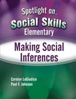 Image Spotlight on Social Skills Elementary: Making Social Inferences