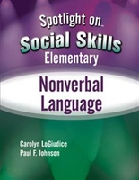Image Spotlight on Social Skills Elementary: Nonverbal Language