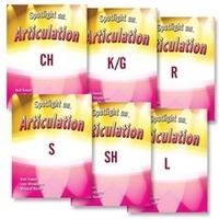Image Spotlight on Articulation: 6-Book Set